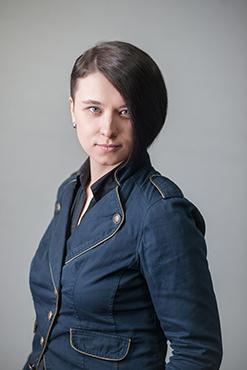 Надя Башарина